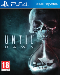 Until Dawn (PS4) - Cover