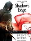 Shadow's Edge - Brent Weeks (CD/Spoken Word)