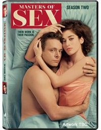 Masters of Sex: Season 2 (DVD) - Cover