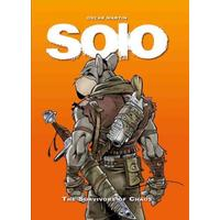 Solo: the Survivors of Chaos 1 - Oscar Martin (Hardcover)