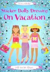 Sticker Dolly Dressing on Vacation - Lucy Bowman (Paperback)