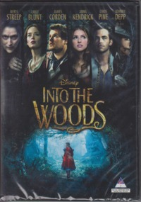 Into the Woods (DVD) - Cover