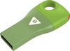 Emtec D300 - USB 2.0 Flash Drive - Car Key - 8GB - Green