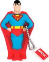 Emtec SH100 USB 2.0 Flash Drive - Superman - 8GB