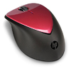 HP x4000 Wireless Mouse - Red