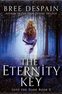 The Eternity Key - Bree Despain (Hardcover) - Cover