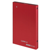 Lian Li 2.5inch Sata External Enclosure - Red