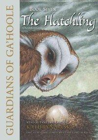 The Hatchling - Kathryn Lasky (CD/Spoken Word) - Cover