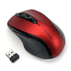 Kensington Pro Fit Wireless - Mid-Size Colored Mouse - Red