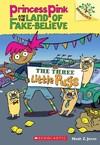 The Three Little Pugs - Noah Z. Jones (Paperback)