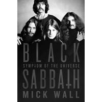 Black Sabbath - Mick Wall (Hardcover)