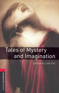 Tales of Mystery and Imagination - Edgar Allan Poe (Paperback) - Cover