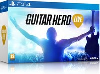 Guitar Hero Live (PS4) - Cover