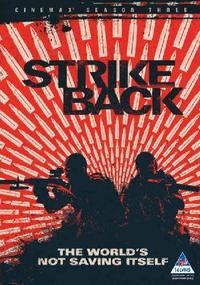 Strike Back: Cinemax - Season 3 (DVD) - Cover
