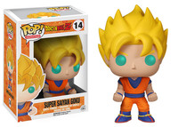 Funko Pop! Animation - Dragon Ball Z Super Saiyan Goku - Cover