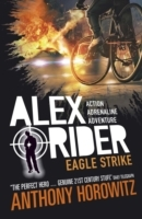 Alex Rider: Eagle Strike - Anthony Horowitz (Paperback) - Cover