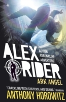 Ark Angel - Anthony Horowitz (Paperback) - Cover