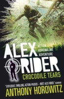 Alex Rider: Crocodile Tears - Anthony Horowitz (Paperback) - Cover