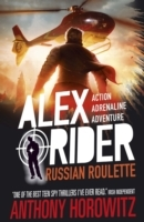 Alex Rider: Russian Roulette - Anthony Horowitz (Paperback) - Cover
