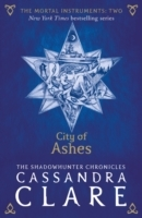 Mortal Instruments 2: City of Ashes - Cassandra Clare (Paperback) - Cover