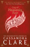 Mortal Instruments: City of Heavenly Fire - Cassandra Clare (Paperback) - Cover