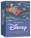 Art of Disney 2015 Postcard Box - Disney (Postcard book or pack)
