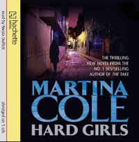 Hard Girls - Martina Cole (CD/Spoken Word) - Cover