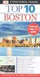 DK Eyewitness Top 10 Boston - Patricia Harris (Paperback)