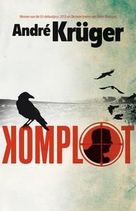 Komplot - André Krüger (Paperback) - Cover