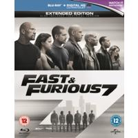 Fast & Furious 7 - Extended Edition (Blu-ray)