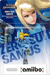 Nintendo amiibo - Zero Suit Samus (For 3DS/Wii U) - Cover