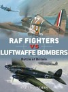 Raf Fighters Vs Luftwaffe Bombers - Andy Saunders (Paperback)