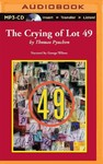 The Crying of Lot 49 - Thomas Pynchon (CD/Spoken Word)
