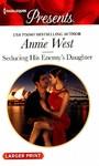 Seducing His Enemy's Daughter - Annie West (Paperback)
