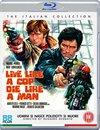 Live Like a Cop, Die Like a Man (Blu-ray)