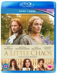 Little Chaos (Blu-ray) - Cover