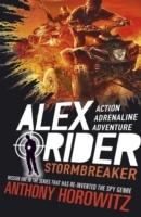 Stormbreaker - Anthony Horowitz (Paperback) - Cover