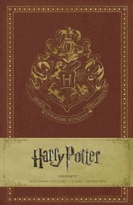 Harry Potter Hogwarts Hardcover Ruled Journal - Insight Editions (Hardcover) - Cover