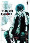 Tokyo Ghoul Vol. 01 - Sui Ishida (Paperback)