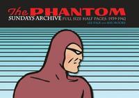 The Phantom Sundays Archive - Lee Falk (Hardcover) - Cover