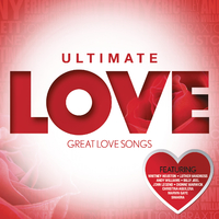 Various Artists - Ultimate ... Love (CD) - Cover