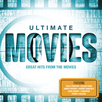 Various Artists - Ultimate...Movies (CD) - Cover