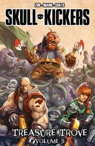 Skullkickers Treasure Trove Volume 3 - Jim Zub (Hardcover) - Cover