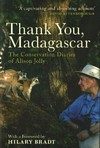 Thank You, Madagascar - Alison Jolly (Hardcover)