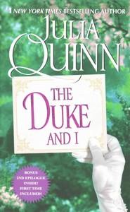 The Duke and I - Julia Quinn (Paperback) - Cover