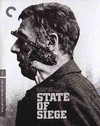 Criterion Collection: State of Siege (Region A Blu-ray)