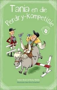 Veearts-Vriende 2 - Tania En Die Perdry-Kompetisie - Helen Brain (Paperback) - Cover