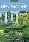 New England Month-by-Month Gardening - Charlie Nardozzi (Paperback)