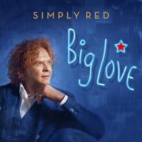 Simply Red - Big Love (CD) - Cover