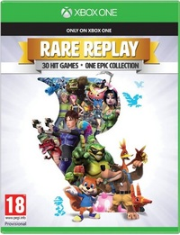 Rare Replay (Xbox One) - Cover